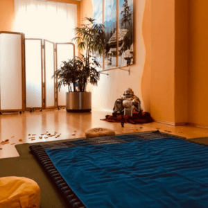 Janine Gruner Yogaraum